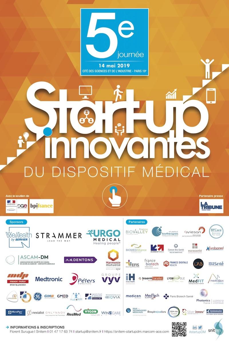 Journée des Startup innovantes